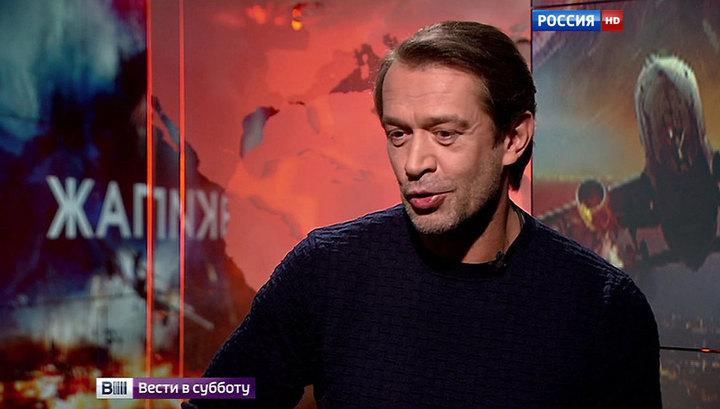 """Владимир Машков о съемках в """"Экипаже"""": все было по-настоящему"""