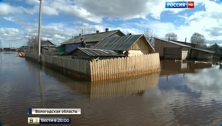 Путин проконтролирует ситуацию с паводками лично