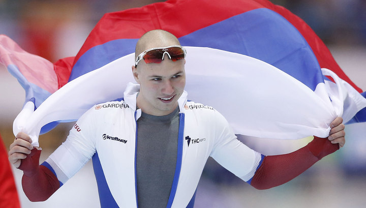 ISU снял обвинения в допинге с российских конькобежцев