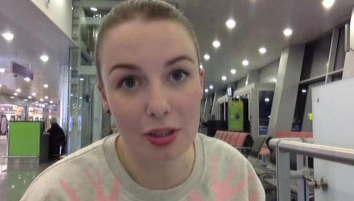 Корреспондента ВГТРК депортируют с Украины