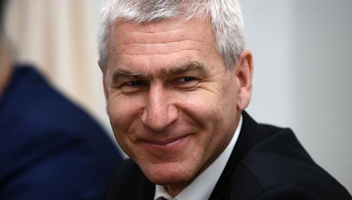 Олег Матыцин займет пост министра спорта в новом правительстве