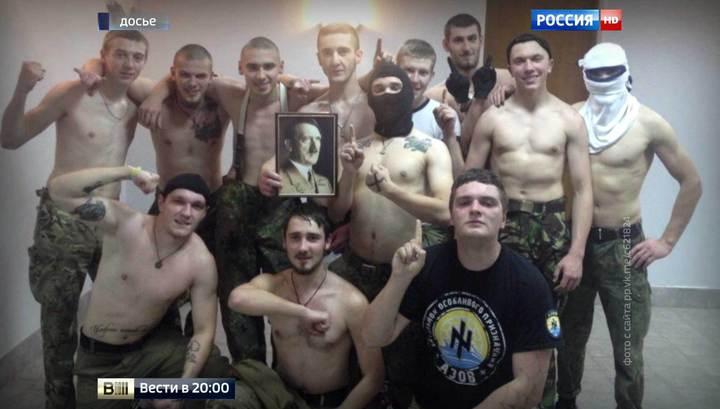 """Город сдан: украинские власти ввели в Одессу батальон """"Азов"""""""