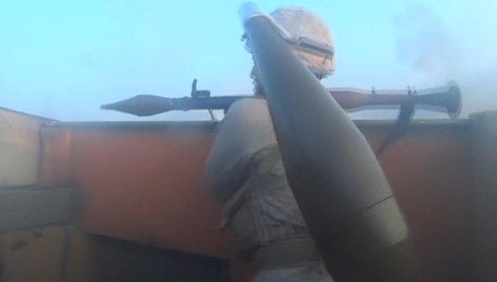 Боевики ИГ не умеют стрелять. Видео