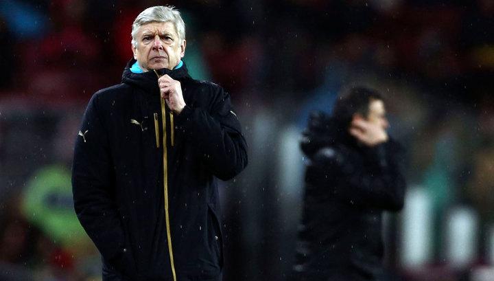 """Тренер """"Арсенала"""" Венгер: мы уважительно относимся к российским клубам"""