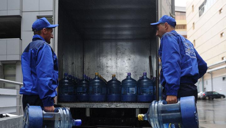 Россия предложила Китаю поставки пресной воды