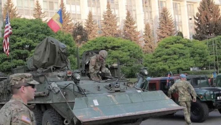 Молдавские социалисты не допустят демонстрации техники НАТО в День Победы