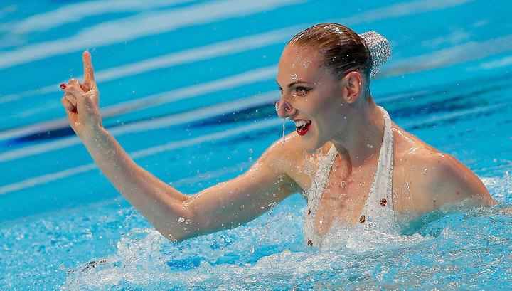 Светлана Ромашина снова стала чемпионкой мира
