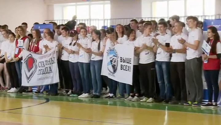 Студенческий спорт: в Тюмени начались соревнования учащейся молодежи