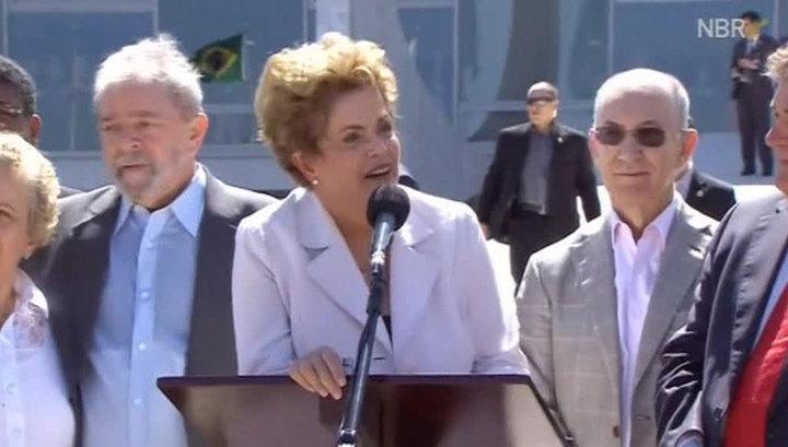 Кризис в Бразилии: отставка Роуссефф не привела к согласию в обществе