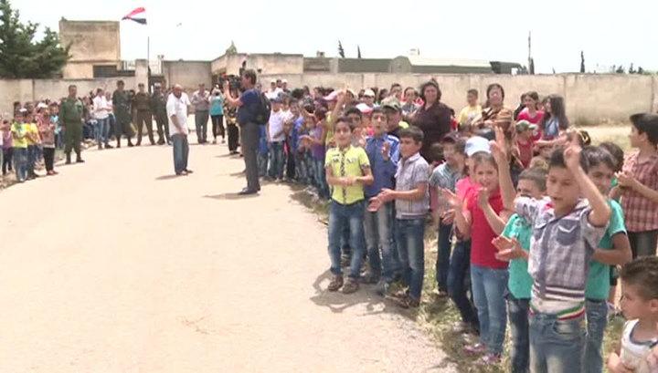 Сирия постепенно приходит в себя