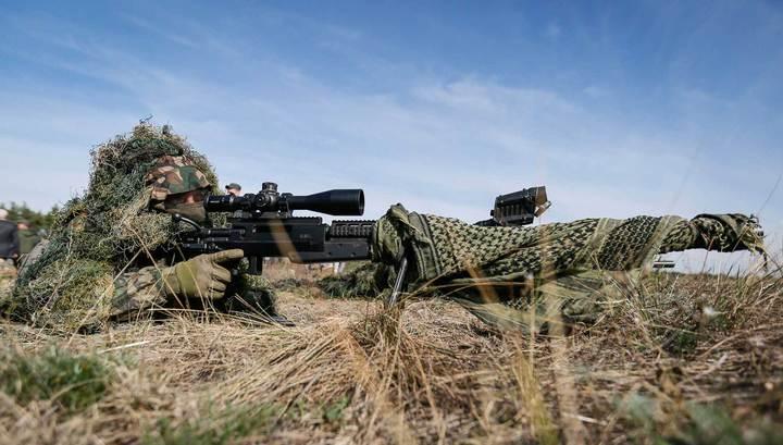Украинские снайперы обстреляли донбасских дачников