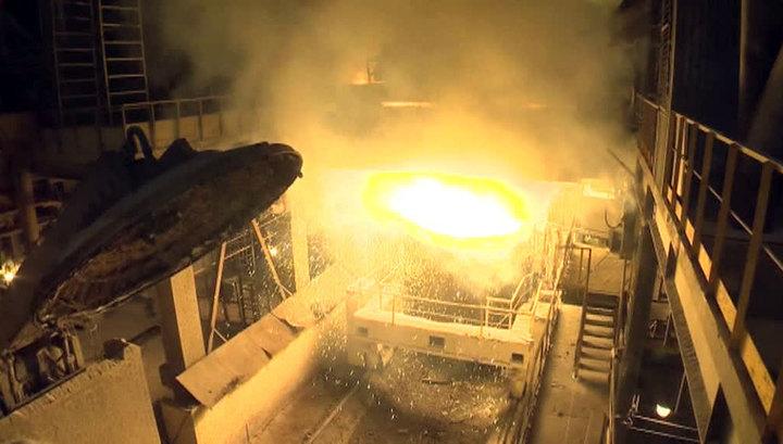Прорыв: на Выксунском металлургическом создали новую марку стали