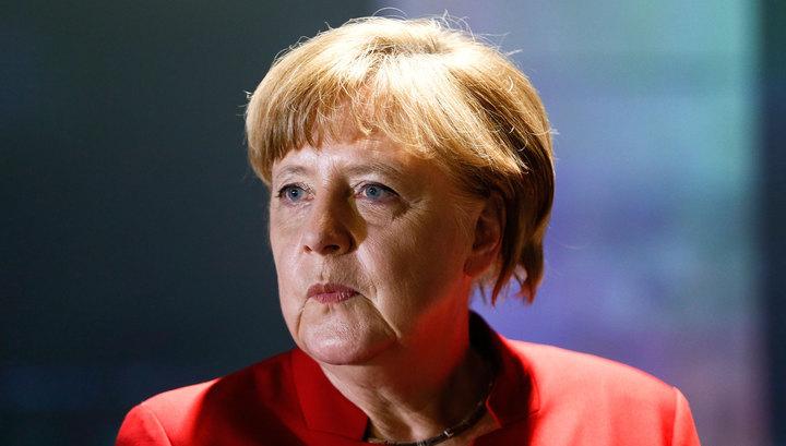 Меркель не считает