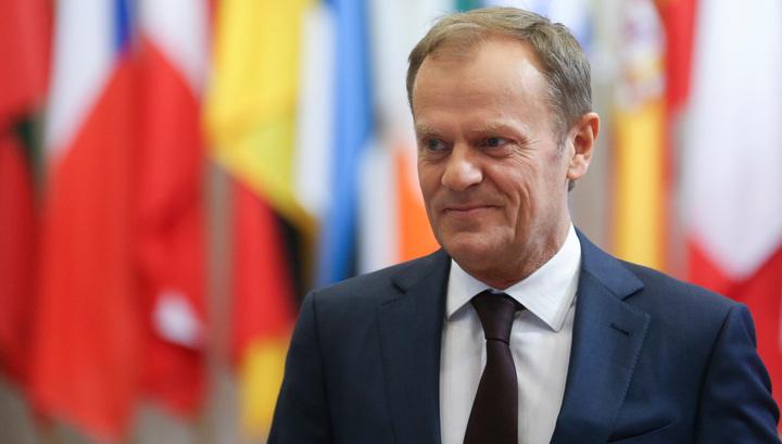 Туск посоветует странам Евросоюза согласиться на перенос даты Brexit