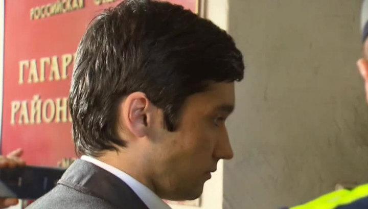 Гонки с полицией: Шамсуаров извинился и получил 15 суток