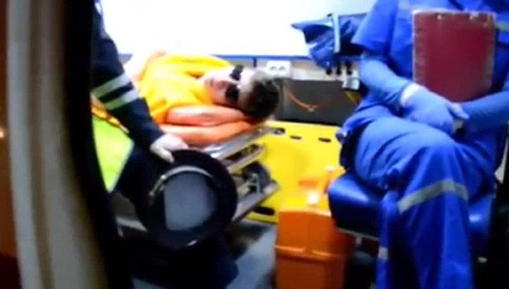 В Чебоксарах пьяный сын чиновника угодил в ДТП и подрался с гаишником