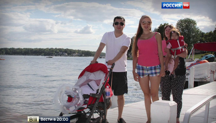 В США женщине грозит заключение за то, что она увезла свою дочь в Россию