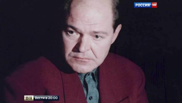 С актером Алексеем Жарковым простятся только самые близкие