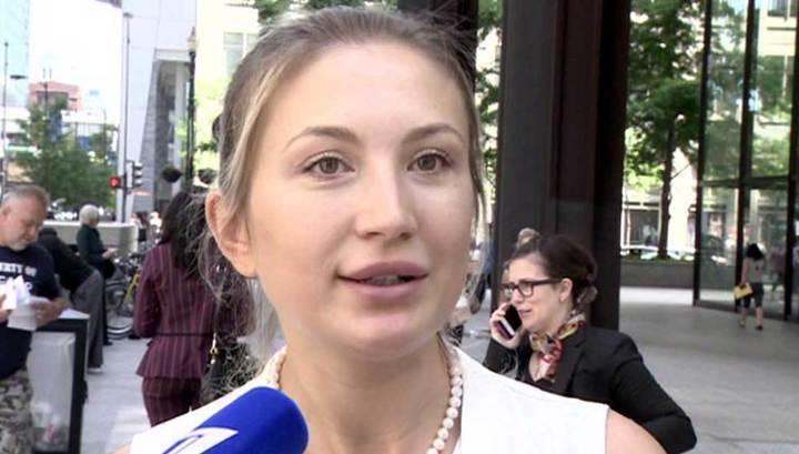 Россиянка Ольга Пиманова отпущена из США и возвращается на родину