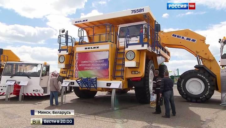 Главный торговый партнер: Россия и Белоруссия подписали контракты на 200 миллионов долларов