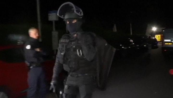 Во Франции пойманы 6 человек, готовивших нападения на ярмарке в Реймсе