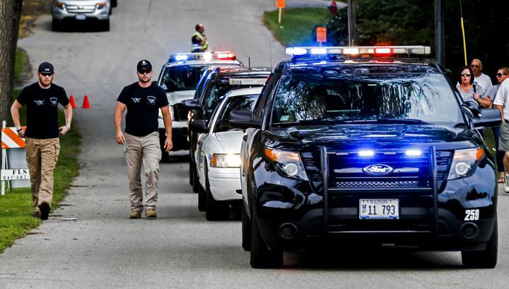 Расстрел у Университета Иллинойса: 14 раненых
