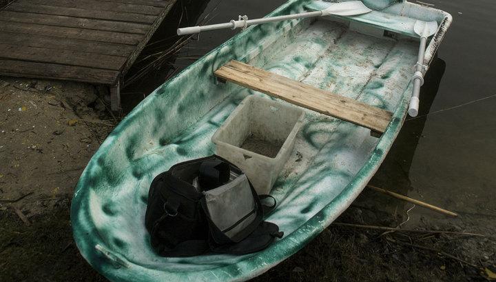 столкновение лодок в астрахани