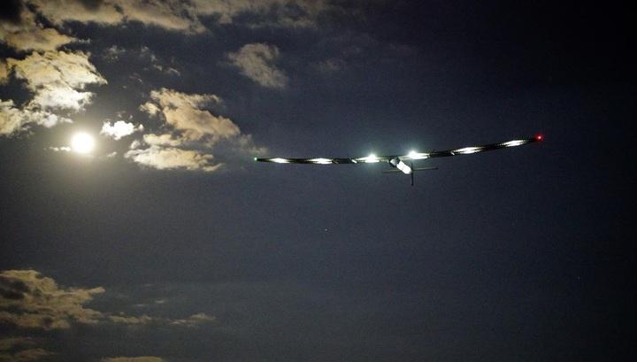 Самолет Solar Impulse 2 завершил кругосветку