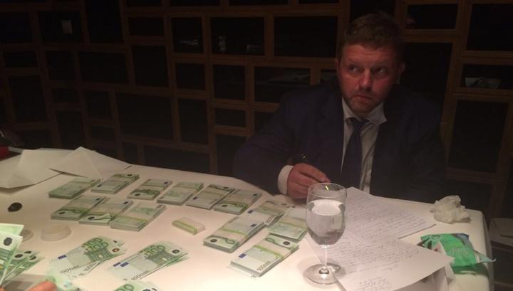 Кировский губернатор Никита Белых попался на взятке в 24 миллиона