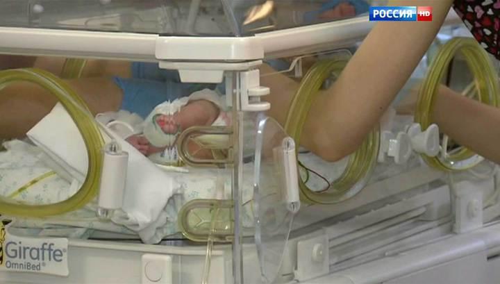 В Филатовской больнице разделили сиамских близнецов