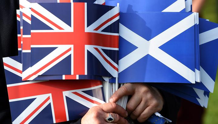 Шотландцы выступают за независимость в случае Brexit