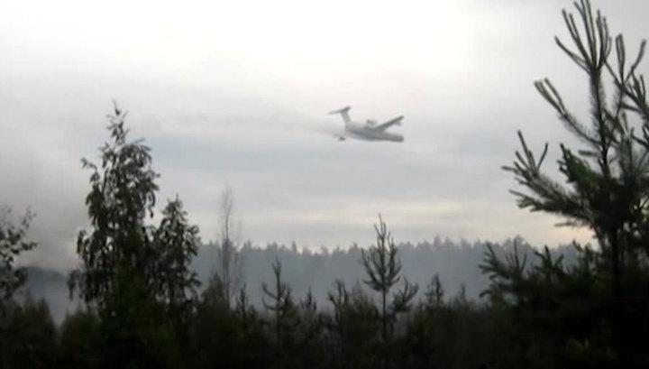 На месте крушения Ил-76 найдены фрагменты тел и черный ящик