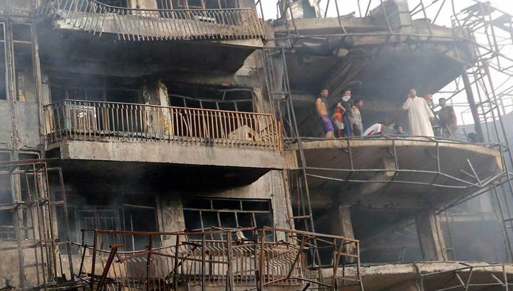 Реакция на двойной теракт в Багдаде: в Ираке казнят всех осужденных террористов