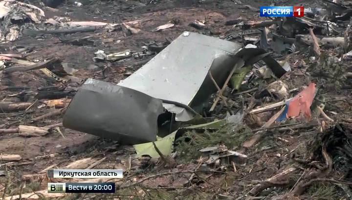 Первый итог расшифровки черных ящиков: экипаж  Ил-76 не ждал столкновения с землей