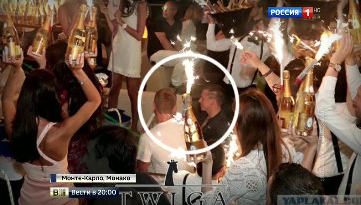 Вылет с Евро Кокорин и Мамаев отметили шампанским и кальяном