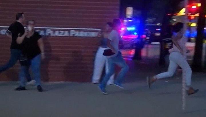 Даллас: убийцы заминировали окрестности