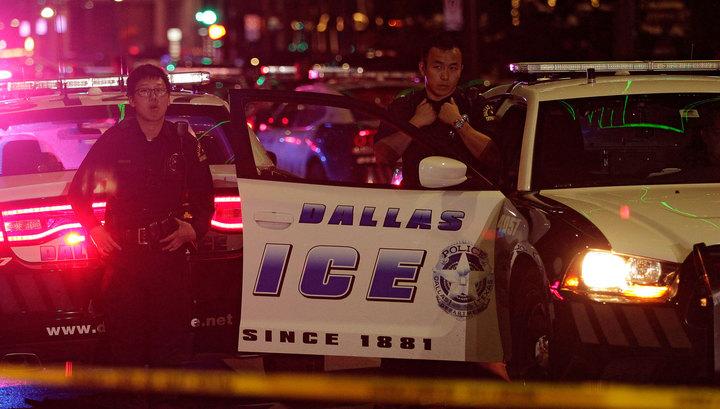 Выстрелы в Далласе: снайперы открыли охоту на полицию