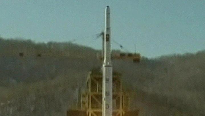 Северокорейская ракета взорвалась на высоте 10 километров