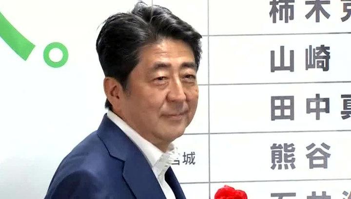 Синдзо Абэ хочет решить вопрос с Южными Курилами при жизни своего поколения