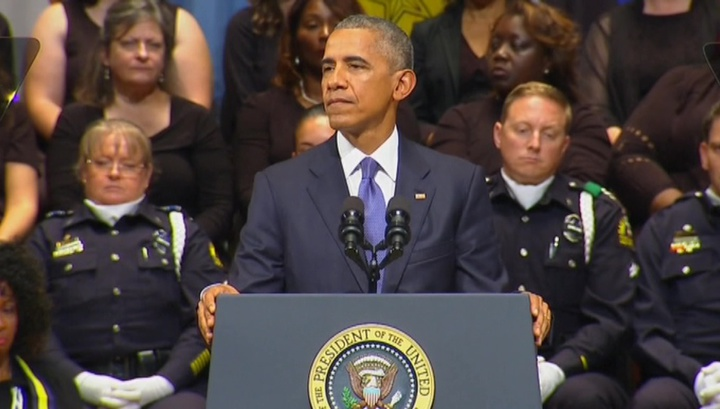 """Обама: """"Американцам сейчас тяжело, но у нас все получится"""""""