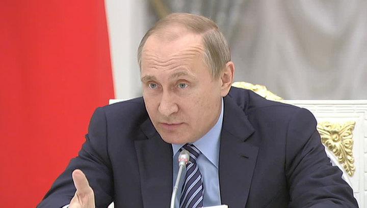 Нельзя морочить людям голову: Путин призвал кабмин ясно формулировать цели