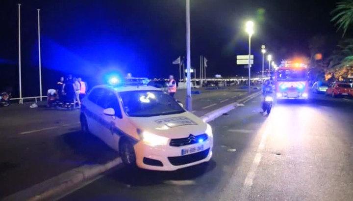 Пособника организаторов теракта в Ницце допрашивают во Франции