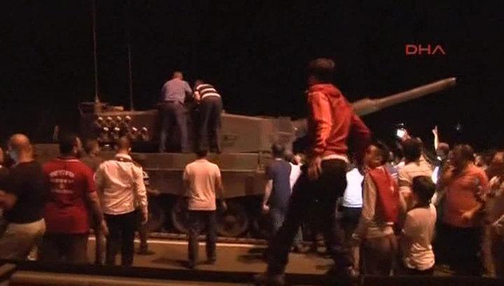 Инсценировка, зачистки, Гюлен: три версии турецкого переворота