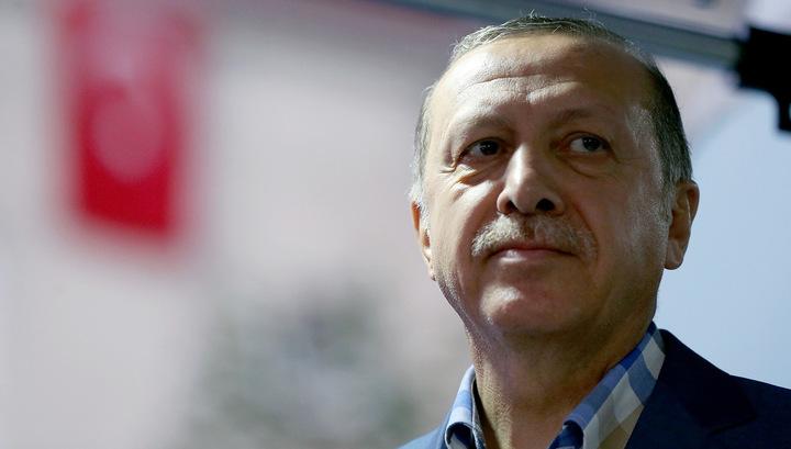 Эрдоган анонсировал новые операции за рубежом
