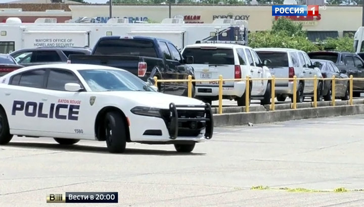 Расстрел полицейских в Далласе и Батон-Руже могут быть связаны между собой