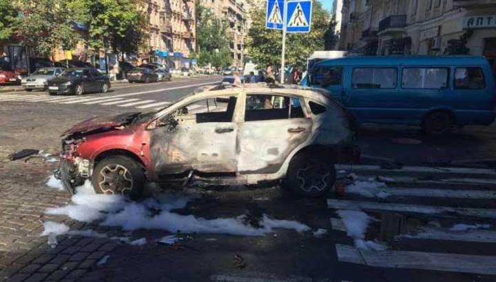 """""""Нам нужна жертва"""": убийцы Шеремета проговорились о своих мотивах"""
