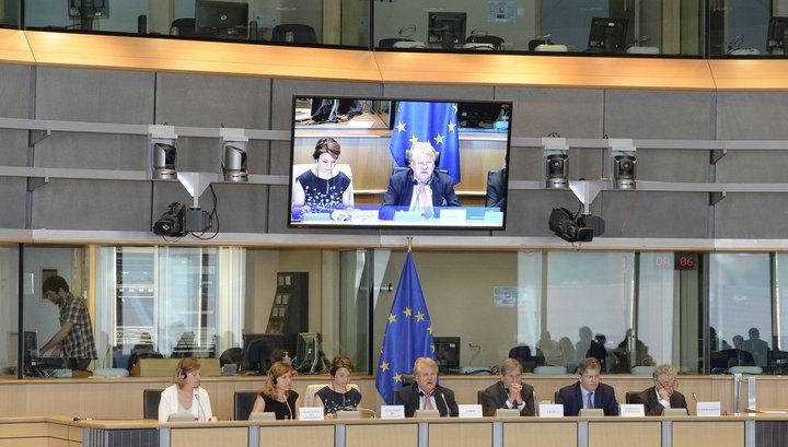 Парламентарии Европы считают, что санкции не должны распространяться на депутатов