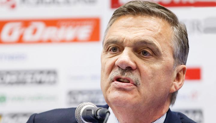 Фазель: Новосибирск в 2023 году примет молодежный чемпионат мира