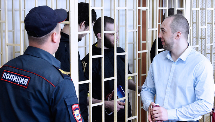 """Суд оправдал членов """"приморской банды"""""""