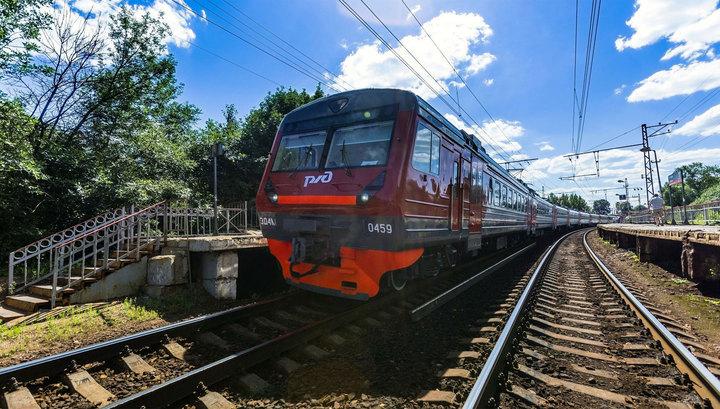 Приостановлено движение электричек и аэроэкспрессов на савеловском направлении МЖД